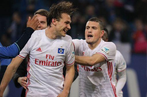 HSV kann gegen Hertha jubeln