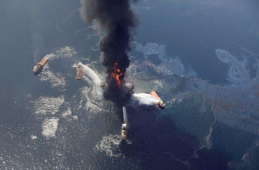 BP zahlt 7,8 Millarden Dollar Entschädigung