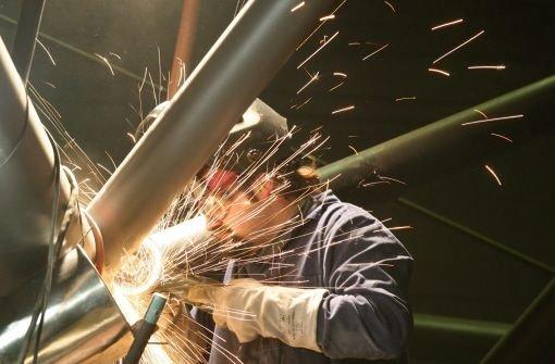 Wirtschaft geht optimistisch ins neue Jahr