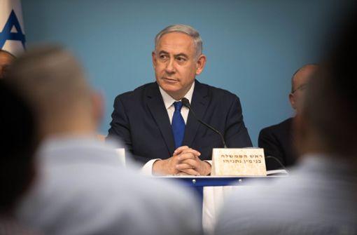 Netanjahu sagt Zuwandererabkommen mit UN ab