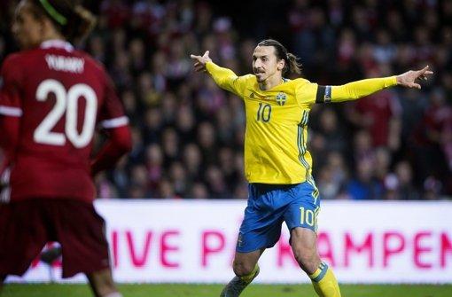 Schweden, Ukraine und Irland jubeln