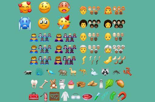 157 neue Figuren für Whatsapp