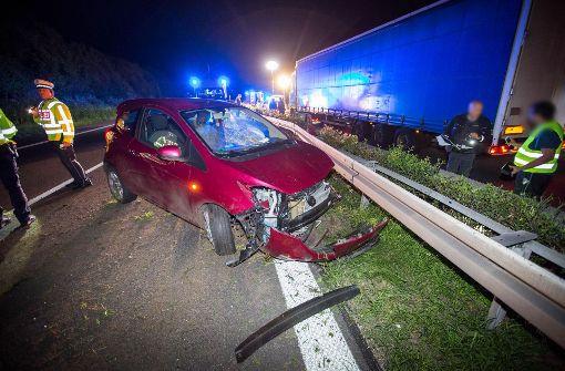 42-Jährige nach Unfall schwer verletzt