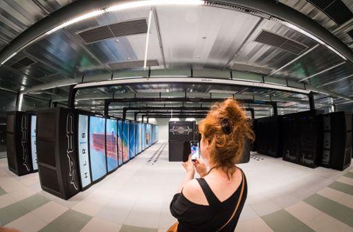 Was Elfen mit Supercomputern zu tun haben