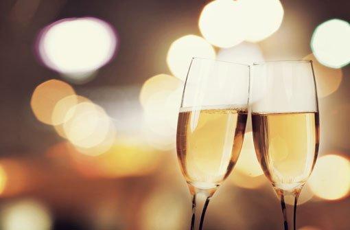 Champagner, Sekt und Secco
