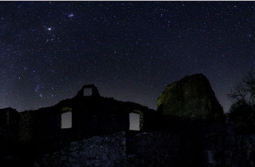 Dieser faszinierende Sternenhimmel entgeht uns jede Nacht