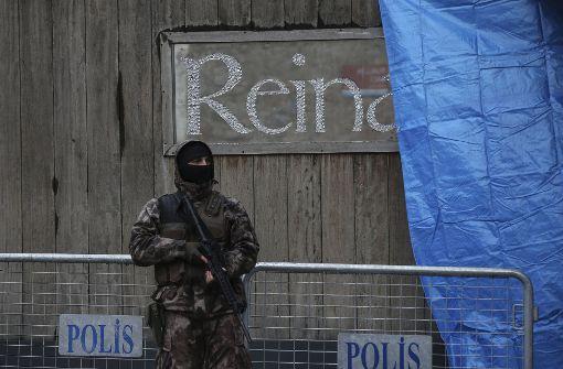 Attentäter von Club Reina gefasst