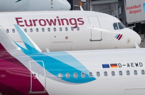 Lufthansa-Tochter vertreibt Fernflüge bei Aldi