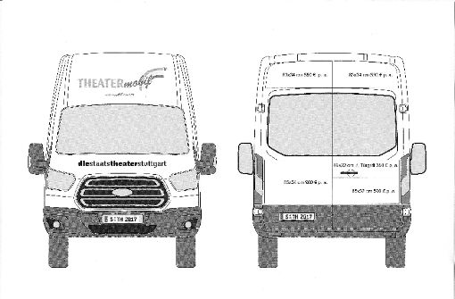 Theater  ums Theatermobil