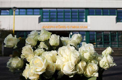 Schweigeminuten für Germanwings-Opfer