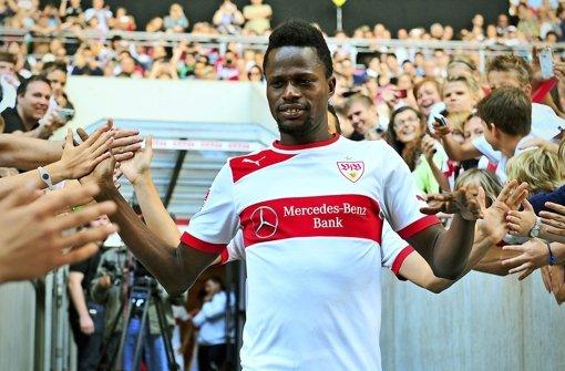 Mamadou Bah. Foto: dpa