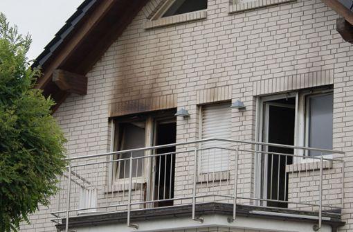 Zwei Kinderleichen bei Hausbrand entdeckt