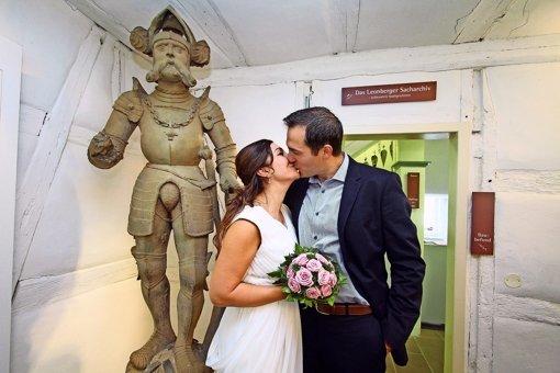 Immer mehr Paare sagen im Stadtmuseum Ja