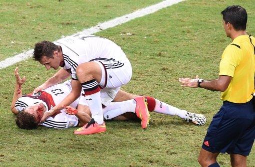 Müller und Boateng bald wieder fit