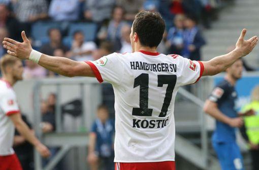 Vom Hamburger SV zum VfL Wolfsburg?
