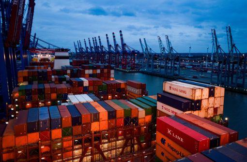 Starker November für den Export