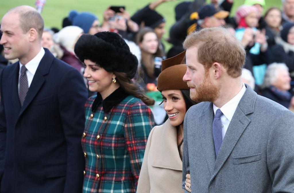 Prinz William Hat Die Haare Kurz Endlich Denkt Sicher So Mancher