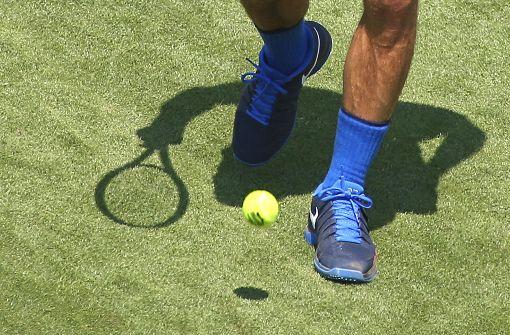 Tennis: Nicht nur Sport, sondern auch Kunst