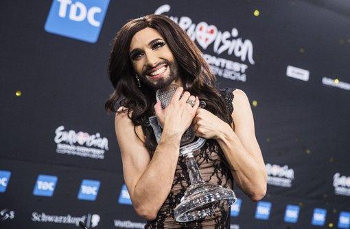 Dass Dragqueen Conchita Wurst Den Eurovision Song Contest Gewonnen Hat Stost Einigen Russischen Politikern Sauer
