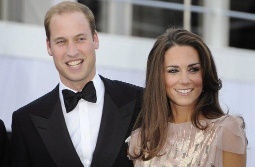 Es wird ein Sommerkind: Der Nachwuchs von Herzogin Kate und Prinz William wird im Juli das Licht der Welt erblicken. Dies teilte der Palast am Montag mit. Foto: dpa