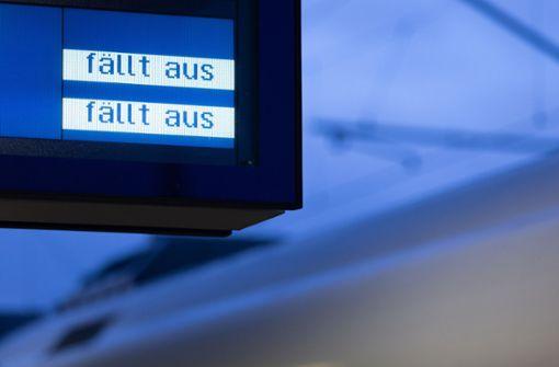 Das müssen Bahn-Reisende heute noch beachten
