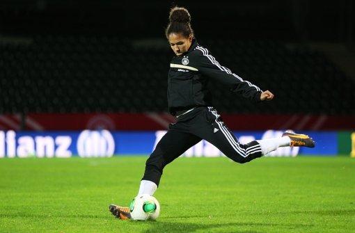 DFB-Frauen trainieren für Kantersieg