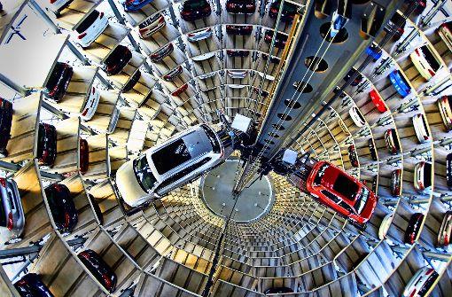 Abwärtsspirale oder Zukunftswerkstatt? VW wird von allen Parteien auffällig milde behandelt. Foto: Getty