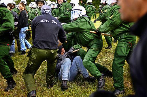 Weniger Straftaten – mehr Gewalt