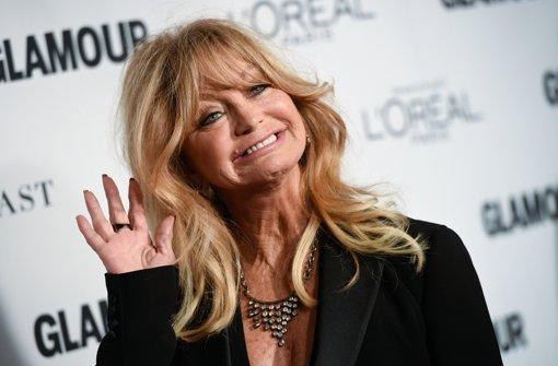 Happy Birthday! Goldie Hawn wird 70