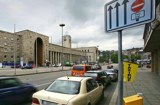 Pläne gegen Durcheinander vor dem Hauptbahnhof