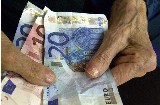 Frauen in Deutschland im Renten-Nachteil