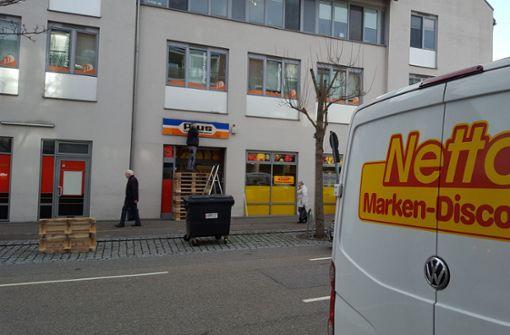 Ein neuer Supermarkt für die  Ortsmitte