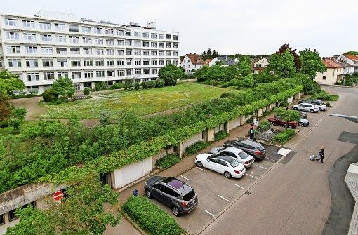 Das Bietigheimer Krankenhaus wird eines von zwei Zentralkliniken im Kreis. Foto: factum/Granville