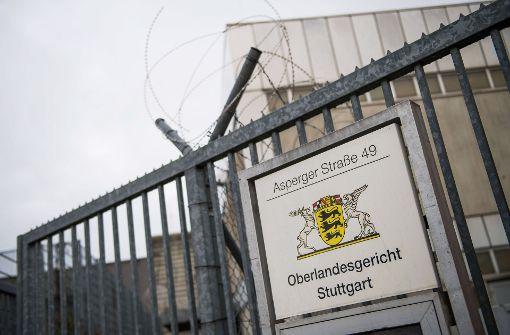 25-Jähriger wegen Terrorverdachts in Stuttgart vor Gericht