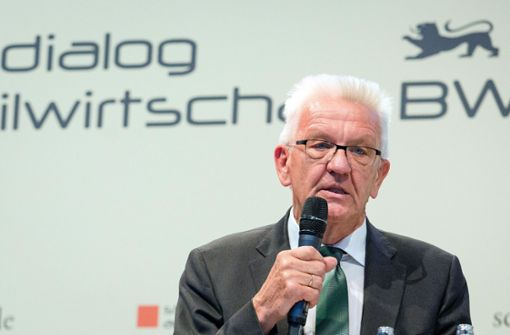"Winfried Kretschmann: ""Das Problem ist Herr Erdogan"""
