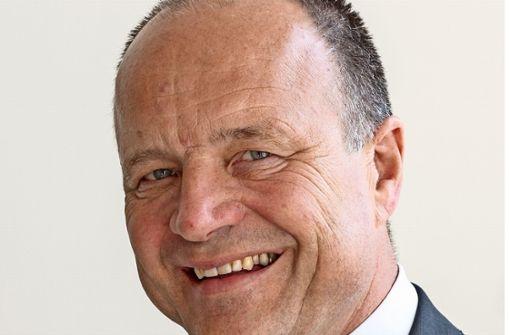 """Werner Spec hat von """"viel Spaß"""" an seiner Arbeit berichtet. Foto: factum/Weise"""