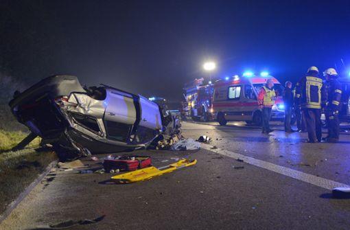 Mühsame Ermittlungen nach mehreren Steinwürfen auf fahrende Autos
