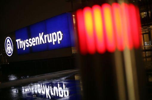Thyssen-Krupp einigt sich mit Tata auf Fusion