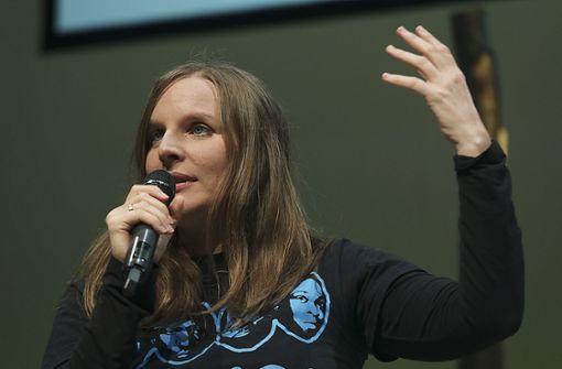 Wir-sind-Helden-Sängerin Judith Holofernes kennt sich mit Stress aus. Foto: Lichtgut/Hörner
