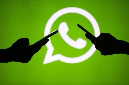 WhatsApp begrenzt Weiterleitungen von Nachrichten