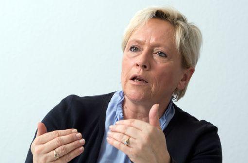 """Susanne Eisenmann: """"Kein Grund zur Sorge"""""""