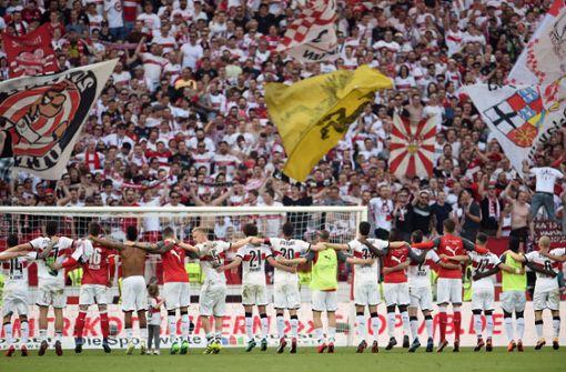 Verein bedankt sich bei den Fans