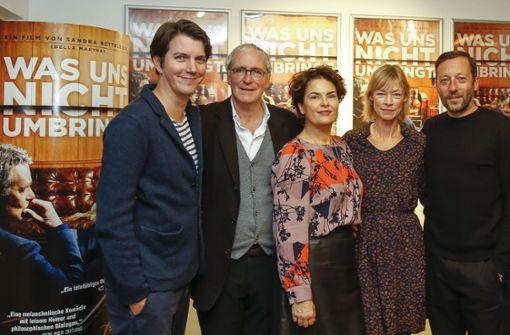 Erfolgreicher Produzent lockt Prominenz nach Ludwigsburg