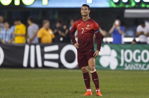 Portugal kann auf Ronaldo zählen
