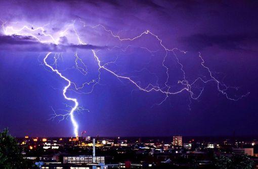 Was tun nach einem Unwetter?