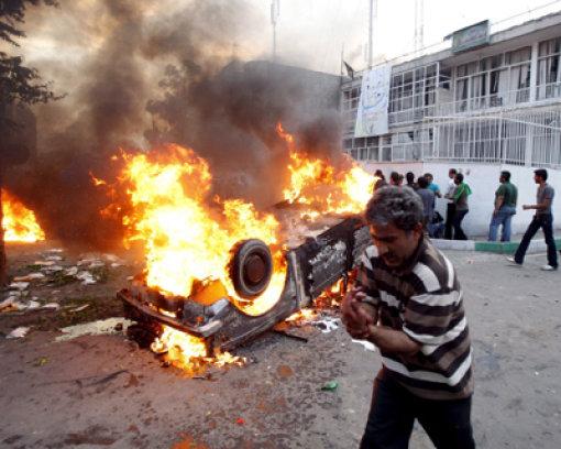 Tote bei Massenprotesten