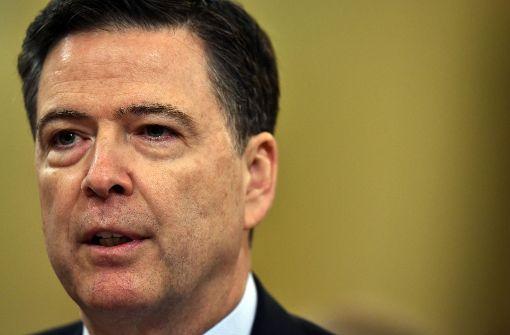 FBI-Chef James Comey will den US-Wahlkampf 2016 nochmal unter die Lupe nehmen. Foto: A
