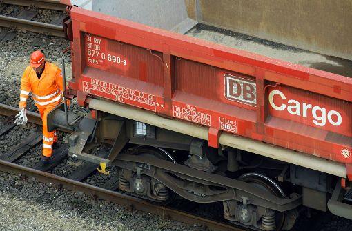 Roland Bosch wird DB-Cargo-Chef