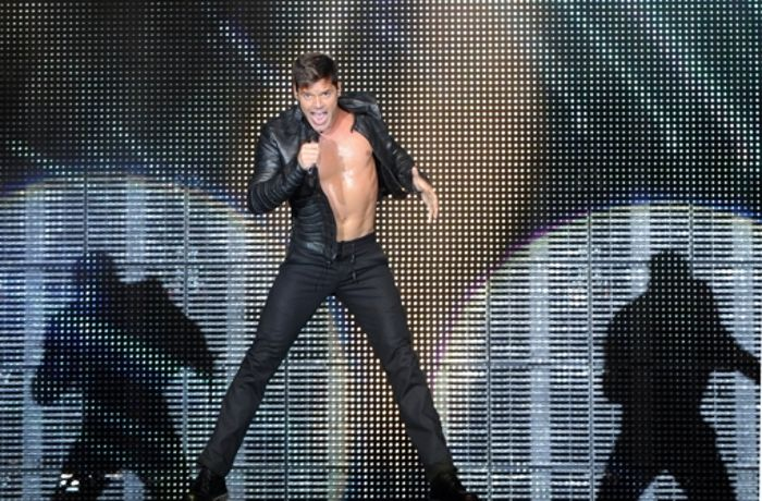 Los Angeles: Ricky Martin ist wieder solo