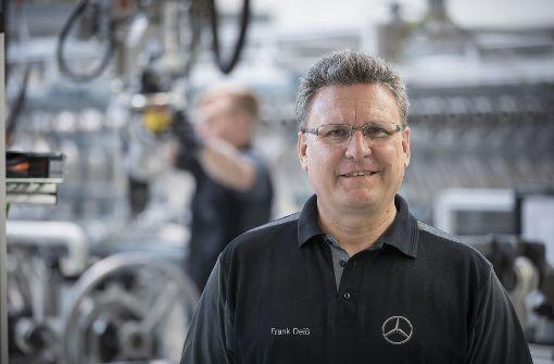 Streit um Untertürkheim trifft Mercedes-Produktion